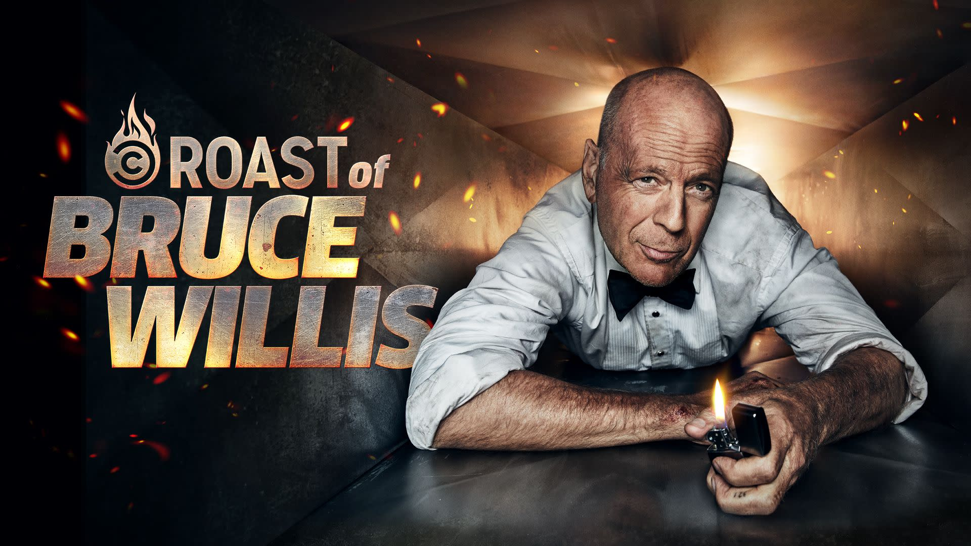 Bruce Willis roastas på Comedy Central