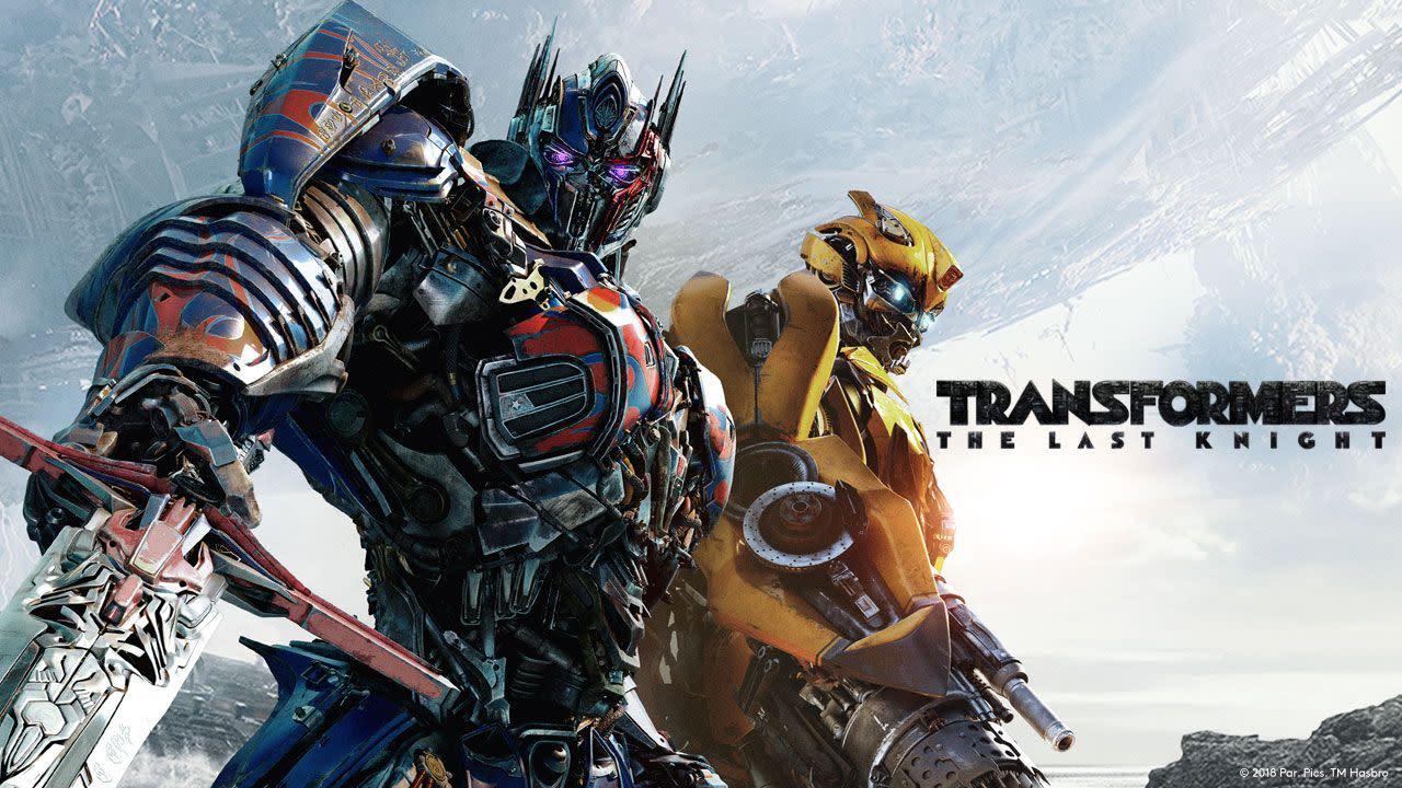 Se Transformers The Last Knight på Paramount+